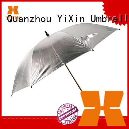 YiXin windproof where to buy golf umbrellas factory for men