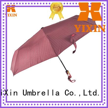 YiXin new mens portable umbrella factory for men