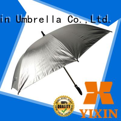 YiXin automatic long shaft golf umbrella for men