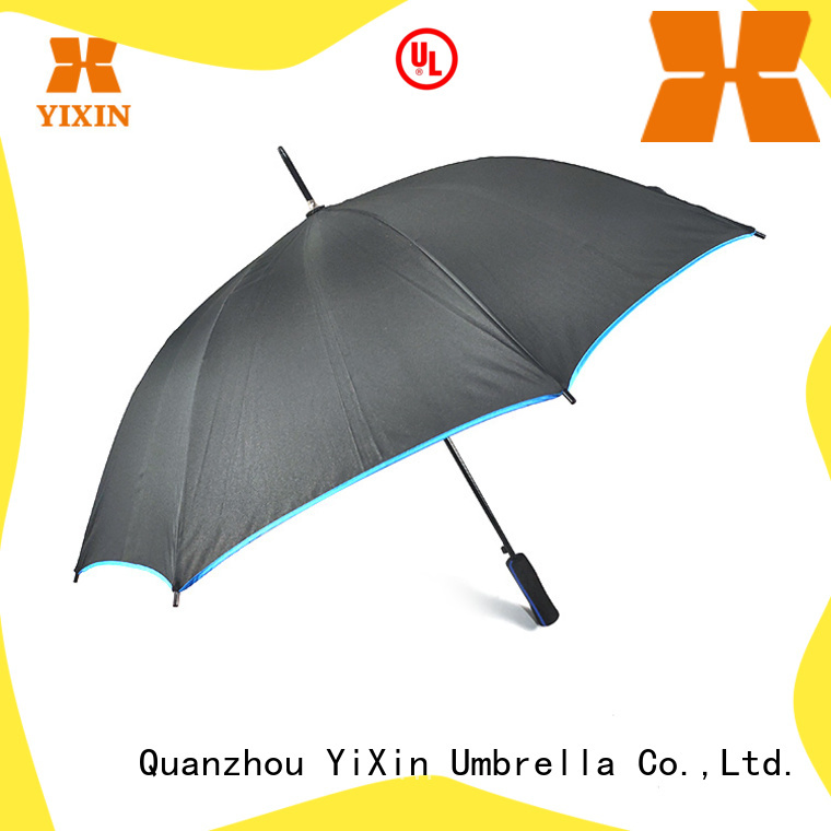 YiXin new automatic mens umbrella manufacturers for car