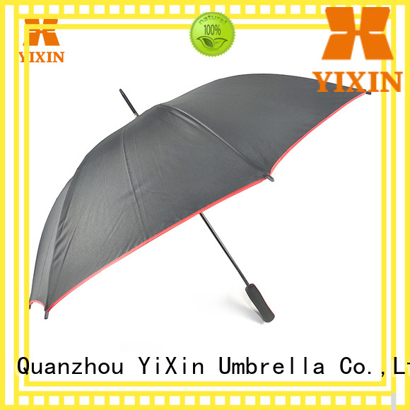 YiXin minimum golf umbrella length factory for outdoor