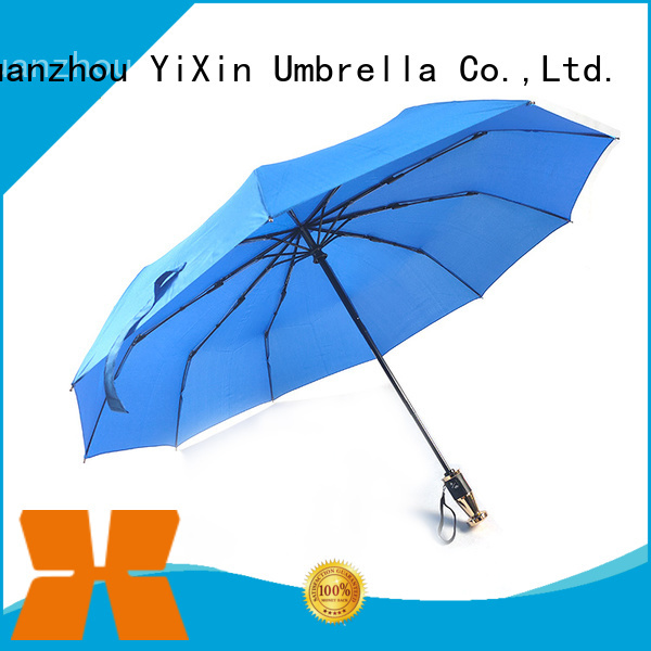 YiXin special foldable automatic umbrella company for car