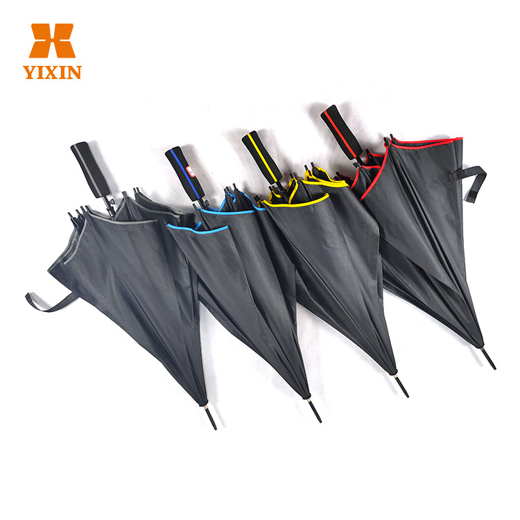 23 Inch 8k Automatic Open Customized Umbrella With Ads Logo Printing
