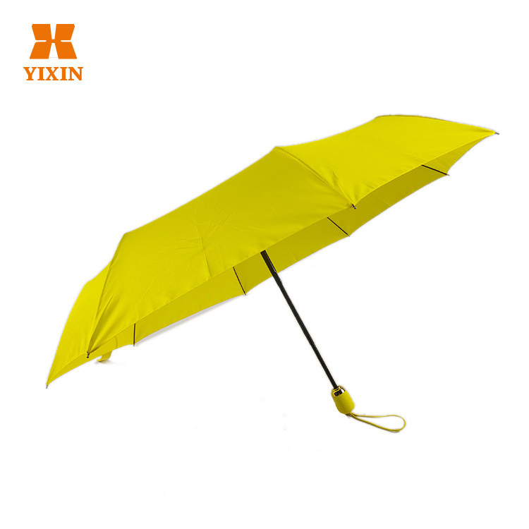 Custom 21 8 Automatic Opening And Closing Car Umbrella 3 Folding