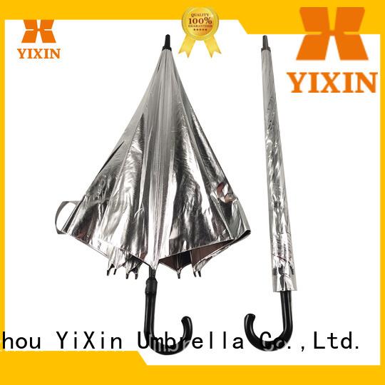 YiXin blue golf umbrella manufacturers for car