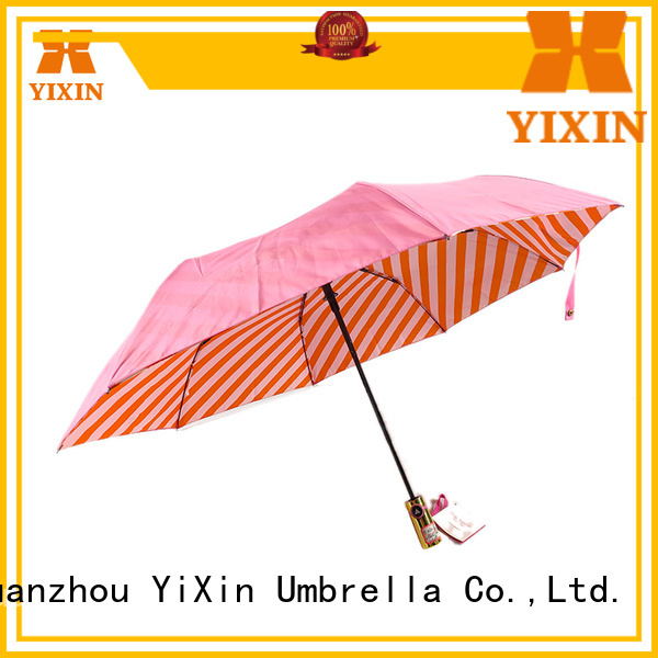 YiXin custom collapsible dome umbrella supply for men