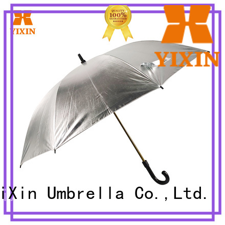 YiXin silver junior golf umbrella company for kids