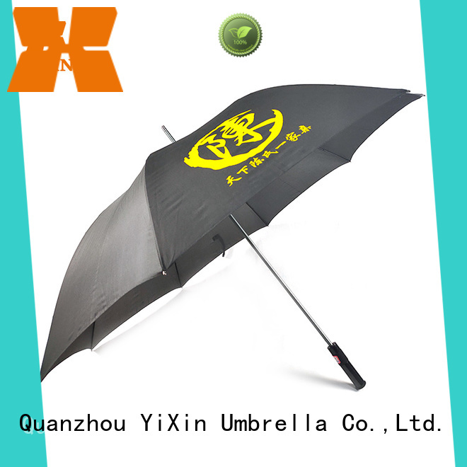 YiXin new promo golf umbrellas company for women