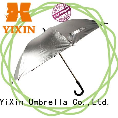 YiXin reflective discount golf umbrellas for car