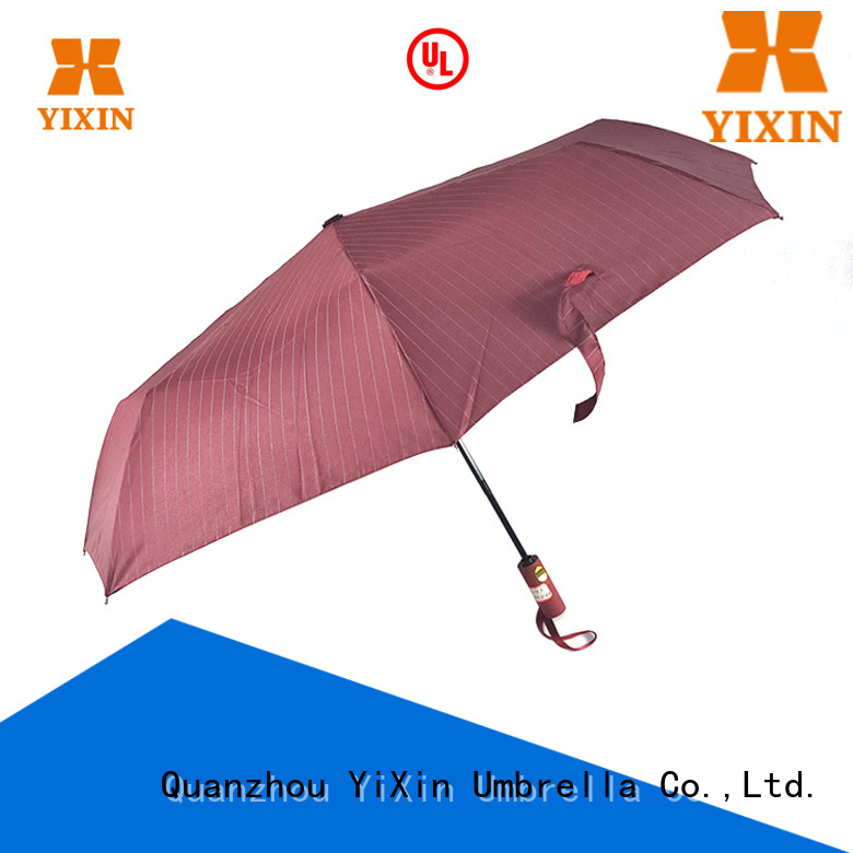 high-quality red folding umbrella made supply for car