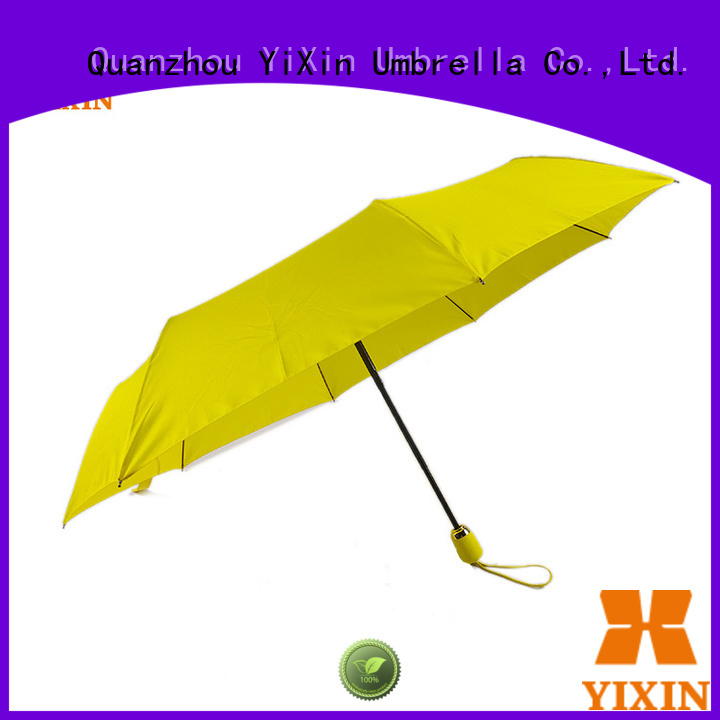 YiXin treatment retractable umbrella mechanism for car