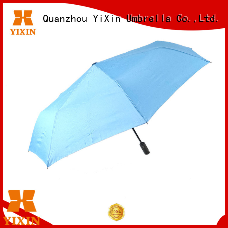 YiXin mini ladies automatic folding umbrellas manufacturers for women