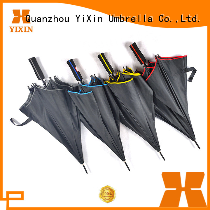 YiXin 190t mens stick umbrella for car