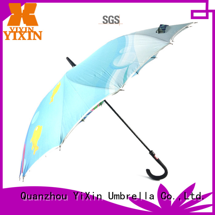 YiXin best strong rain umbrella company for men