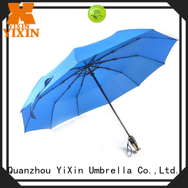 YiXin wind ladies automatic folding umbrellas for kids
