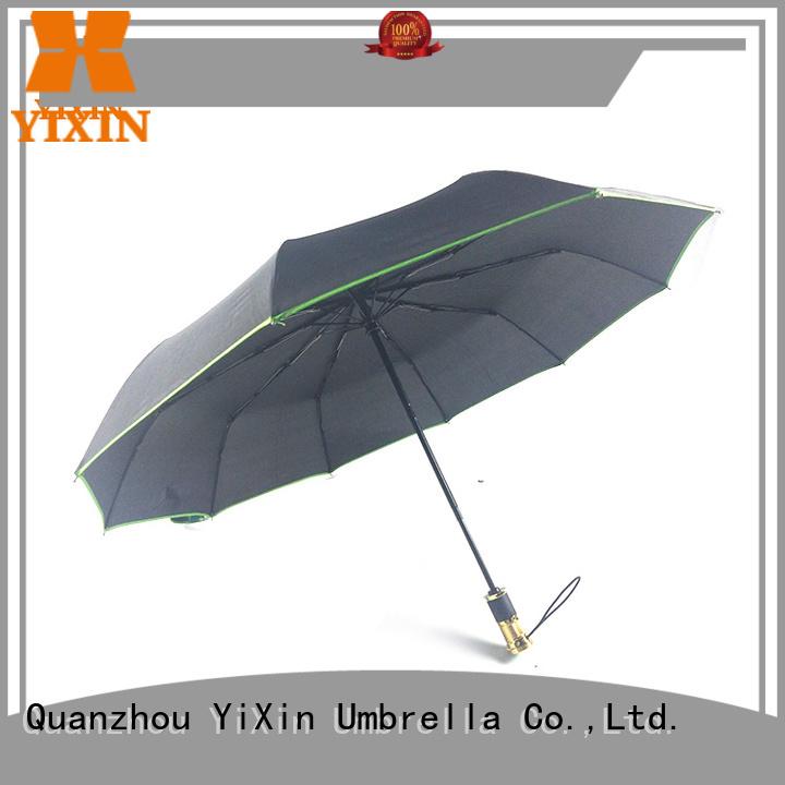 YiXin travel best retractable umbrella for men