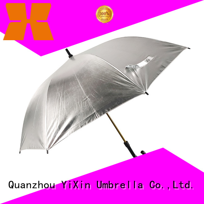 YiXin light golf stick umbrella company for men