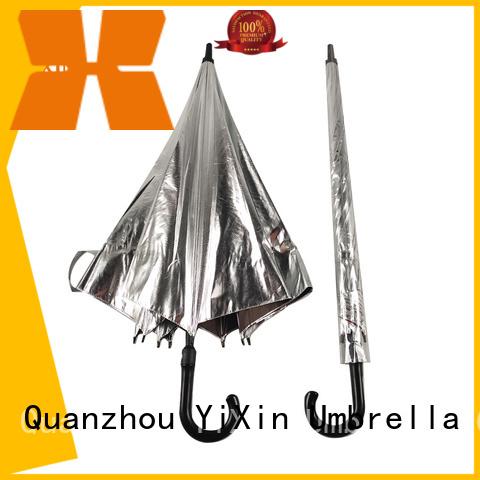 YiXin custom cheap golf umbrellas manufacturers for outdoor