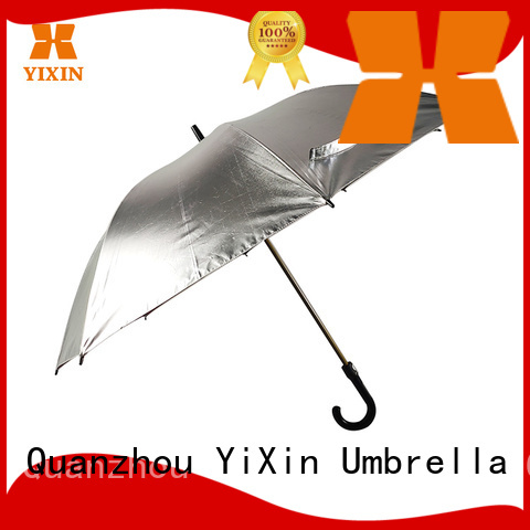 high-quality purple golf umbrella vented for business for kids