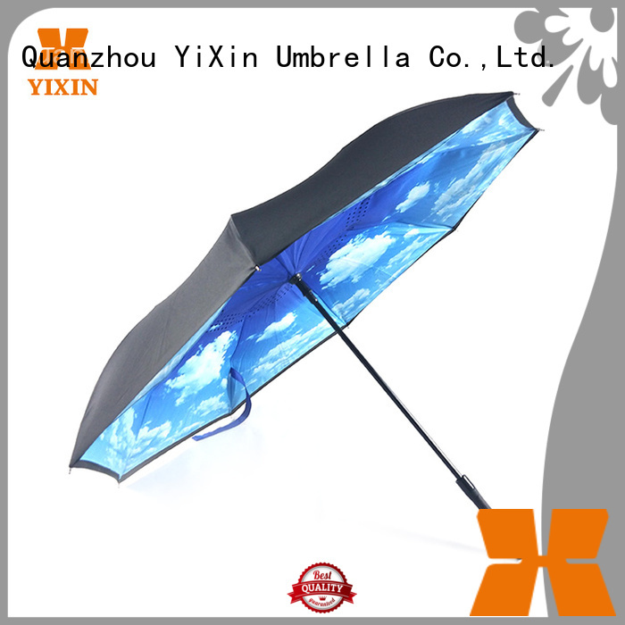 brolly umbrella upside manufacturers for car