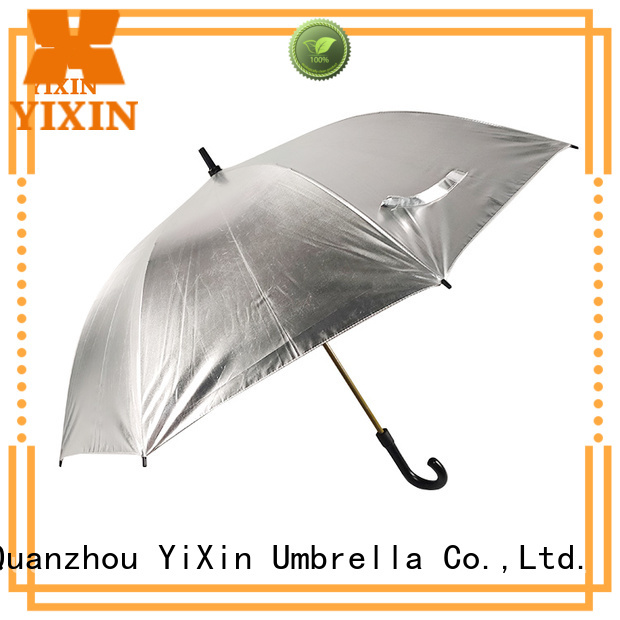 YiXin fiber cute golf umbrellas for outdoor