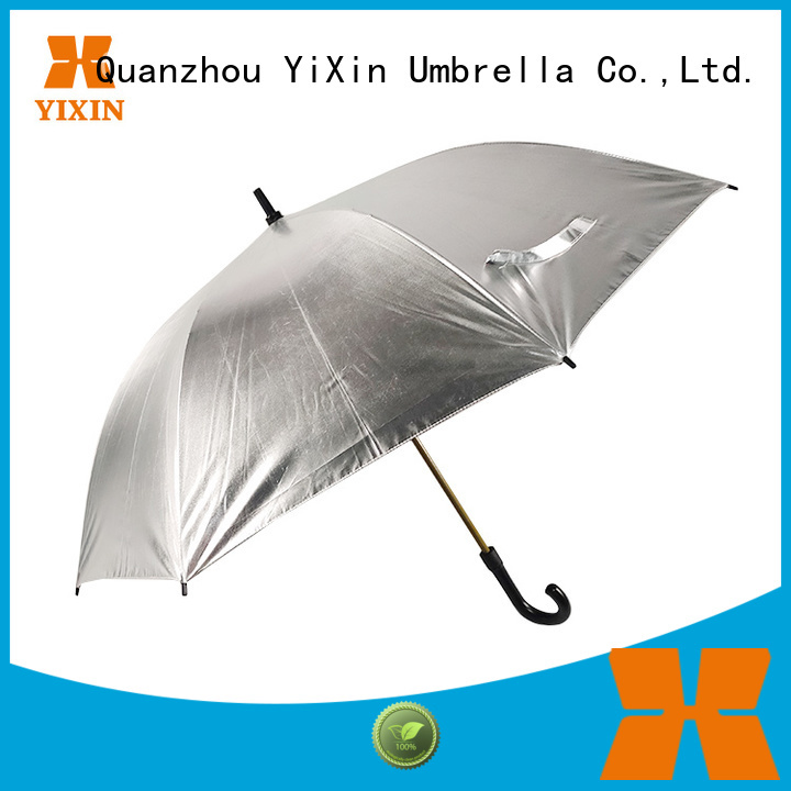 YiXin protection largest golf umbrella company for outdoor