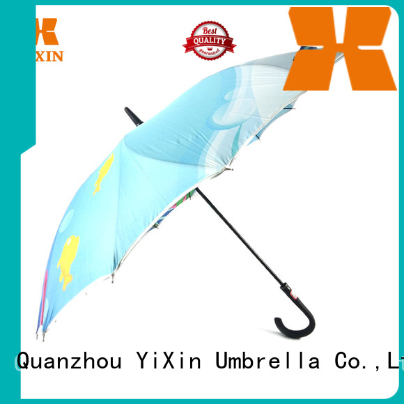 YiXin 190t rain umbrella types for business for kids