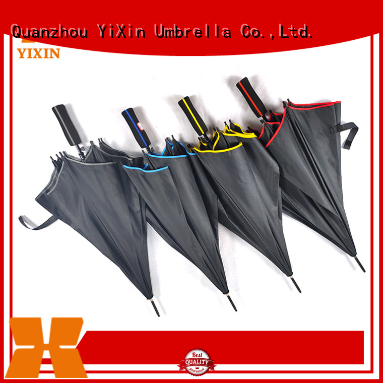 YiXin new stick umbrella suppliers for outdoor