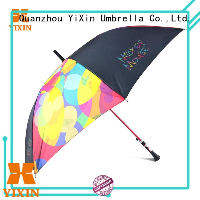 custom korean sun umbrella golf for men