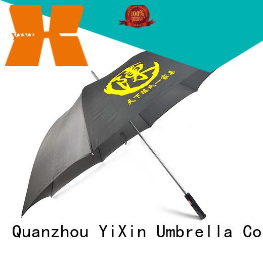 YiXin retractable golf umbrella company for kids