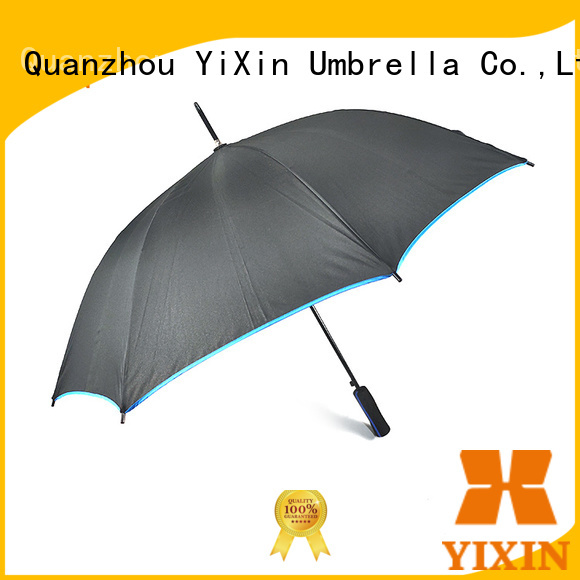 YiXin ads london rain umbrella supply for men