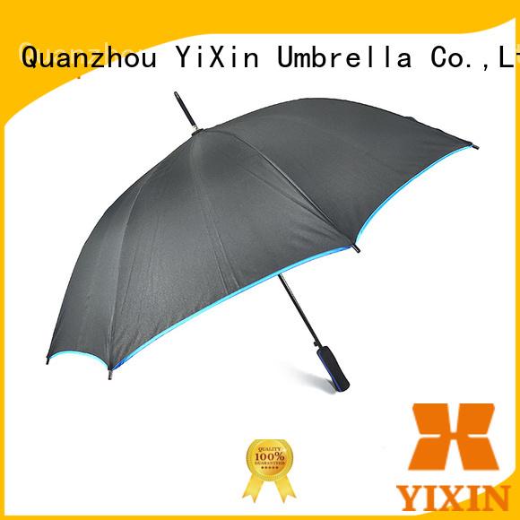 YiXin ads london rain umbrella supply for men