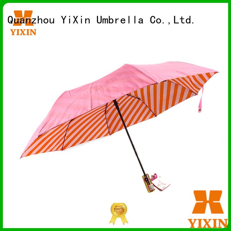 YiXin offer gentleman's automatic umbrella company for car