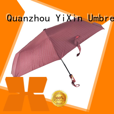 YiXin mini golf size folding umbrella company for women