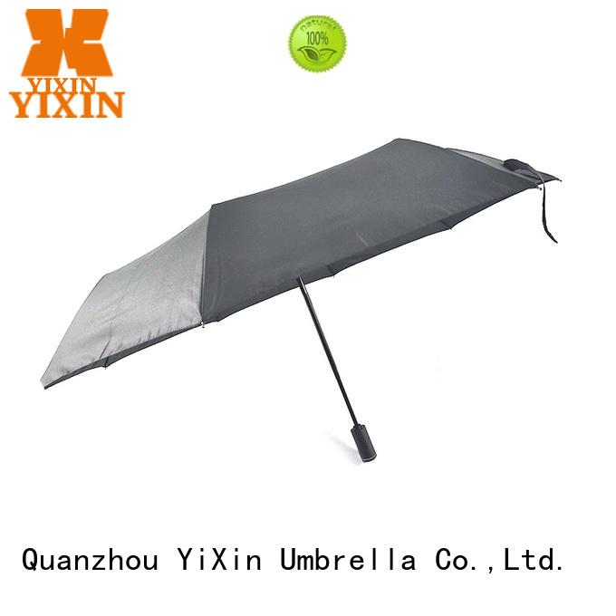 YiXin wholesale double fold umbrella manufacturers for men