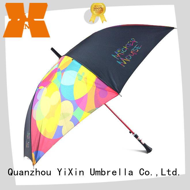 YiXin umbrella stick umbrellas sale for business for women