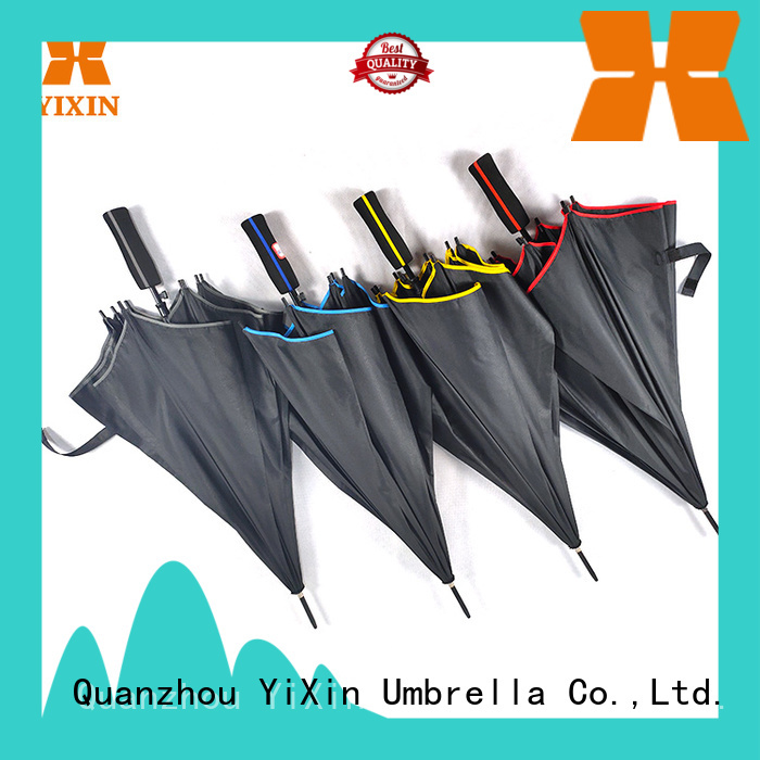 YiXin new american golf umbrellas supply for women