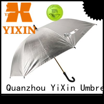 YiXin fiber cheap big umbrellas manufacturers for outdoor