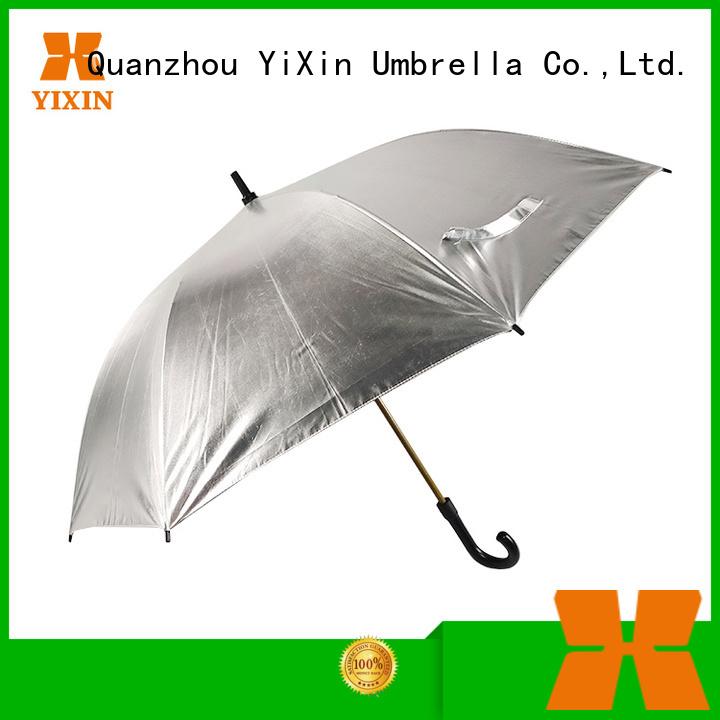 YiXin new golf umbrella price factory for women