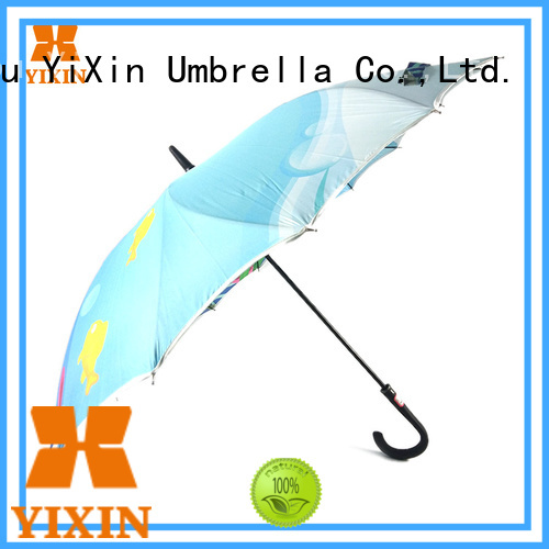YiXin high-quality gents automatic umbrella factory for kids