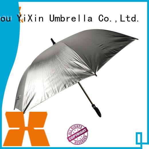 YiXin ribs compact golf umbrella supply for outdoor