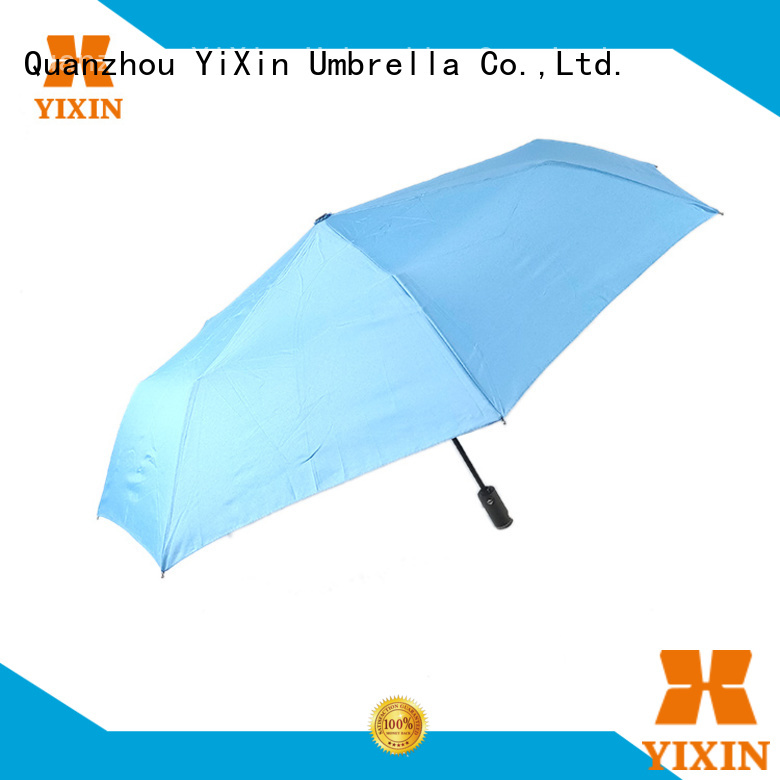 YiXin 8k umbrella that opens and closes with button for business for men