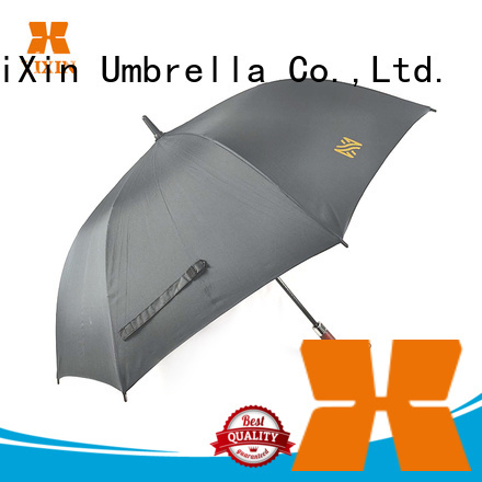 YiXin silver ping golf umbrella for business for women