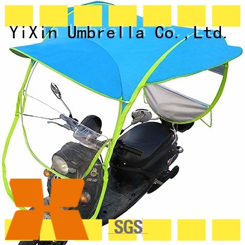 YiXin new umbrella for bikers for kids
