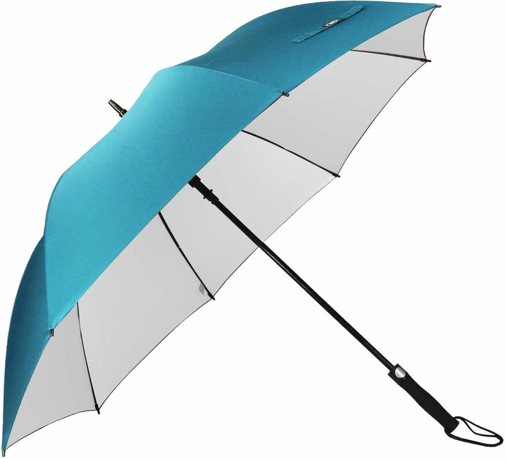 Custom Factory Wholesale UV Protection Automatic Golf Umbrella