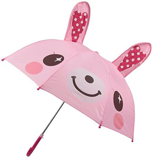 Wholesale personality child umbrella animal print umbrella