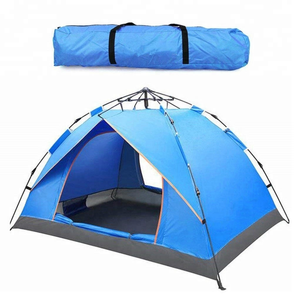 Explorer outdoor tent anti-exposure thickened camping tent