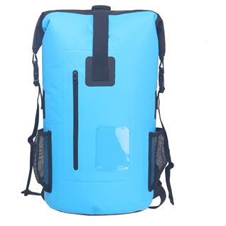 Outdoor hiking and mountaineering waterproof large-capacity backpack
