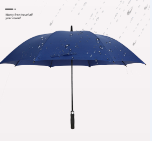 Customizable high quality automatic straight golf umbrella