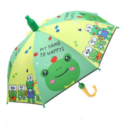 Children's umbrella with waterproof cover automatic safety animal umbrella
